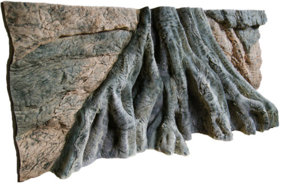 Amazonas XL aquarium root right