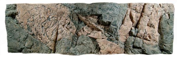 Borneo Basalt Gneiss achterwand