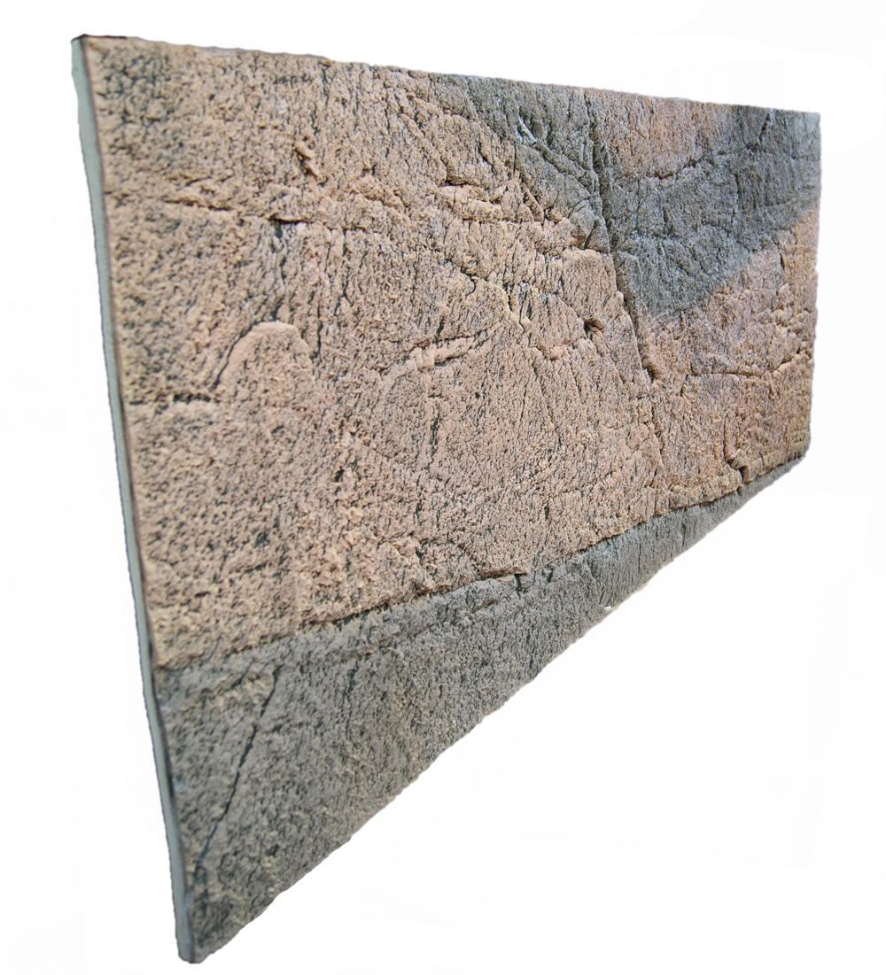 Malawi Basalt Gneis achterwand - 2