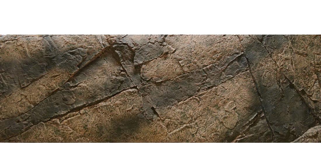Kerala Basalt Gneiss achterwand