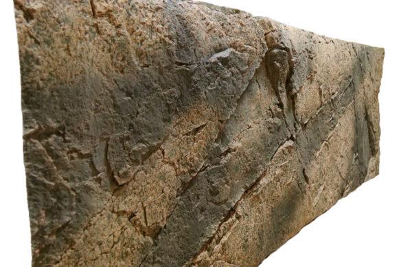 Kerala Basalt Gneiss achterwand - 1