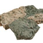 Kámen B 74x64x9 cm