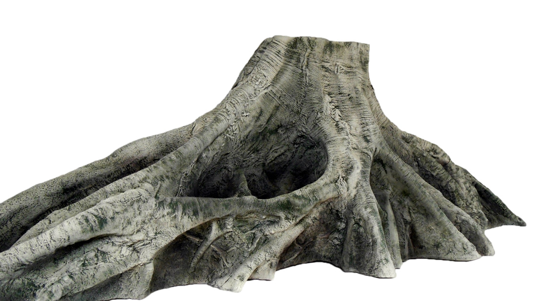 Rainforest root orinoco arstone aquarium backgrounds for Aquarium wurzel