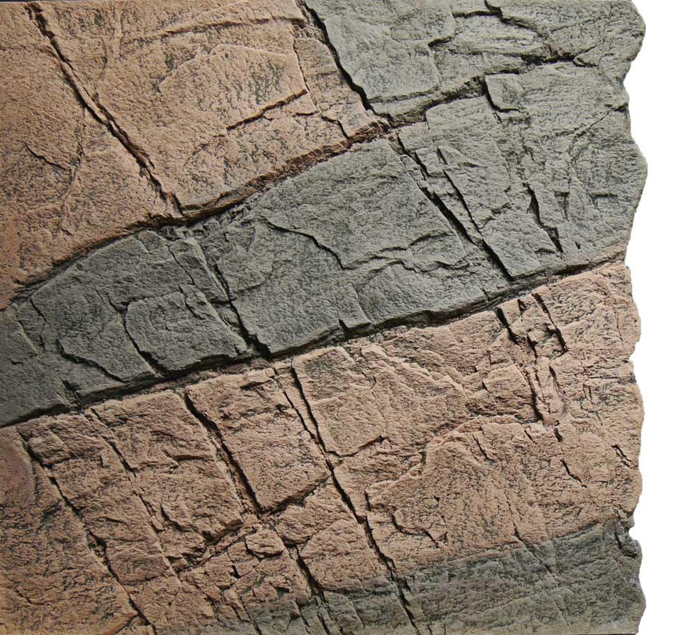 Slimline Basalt Gneiss B 50 pozadí do akvária
