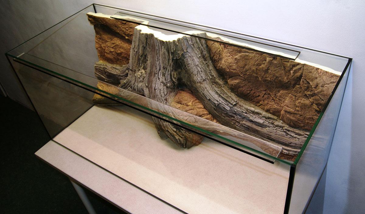 Fabulous ARSTONE Rückwände und Platz im Aquarium. Mythen und Realität JU23