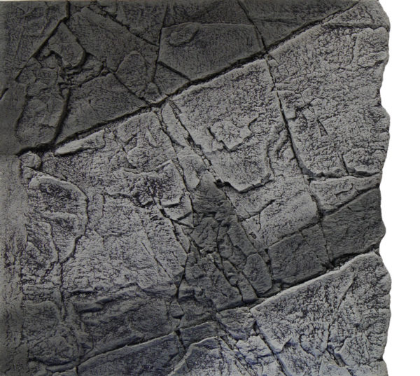 ARSTONE Slimline pozadí do akvária Grey Gneiss 50A - 50 x 48 cm