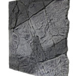 Slimline Grey Gneiss Aquarium backgrounds A50 - 50 x 50 cm