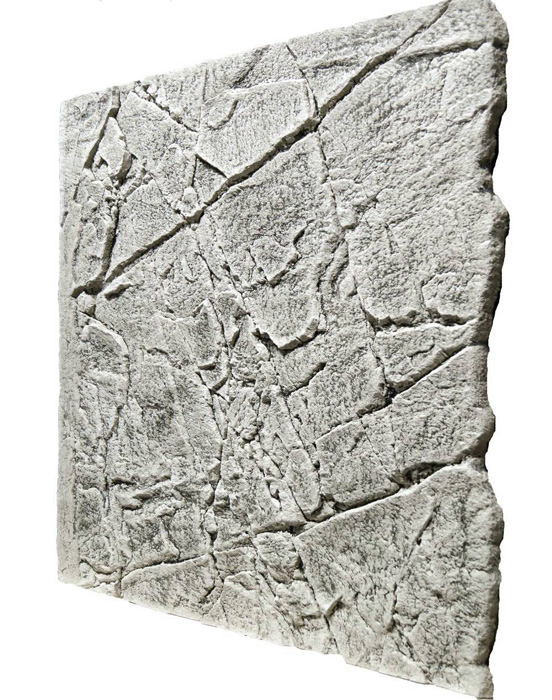 limline White Limestone Aquarium backgrounds A50 - 50 x 50 cm