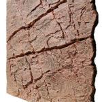 Slimline Rückwand 50 B Rot 50 x 58 cm