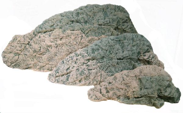 Aquarium corner Rocks M, M1, M2 Basalt Gneiss