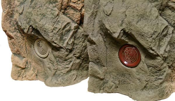 Aquarium filter grids - Basalt Gneiss and Brown