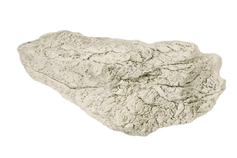 Aquarium Rock Q White 64x45x20 cm